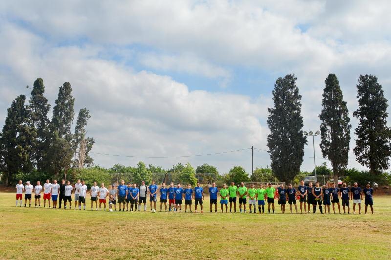 טורניר כדורגל לזכרו של יובל וידרה, 10/2015 - צילם גיל אורן