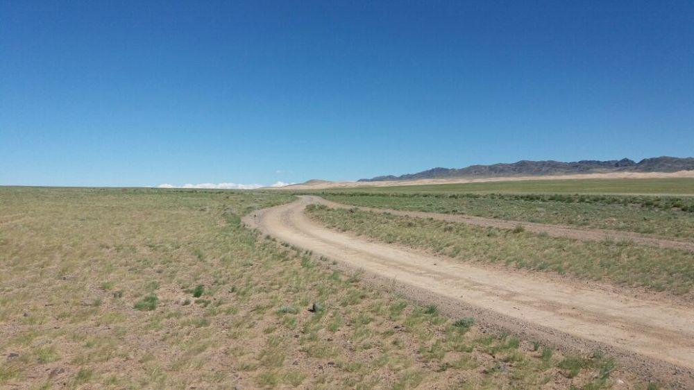 אסף וירגיליס במונגוליה
