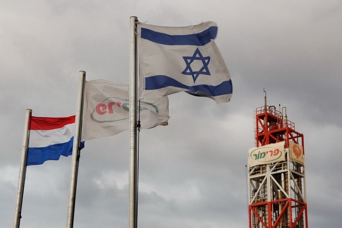 ביקור של אנשי עסקים ונציגי ממשל הולנדיים בראשות שרת המסחר הבינלאומי בגן שמואל