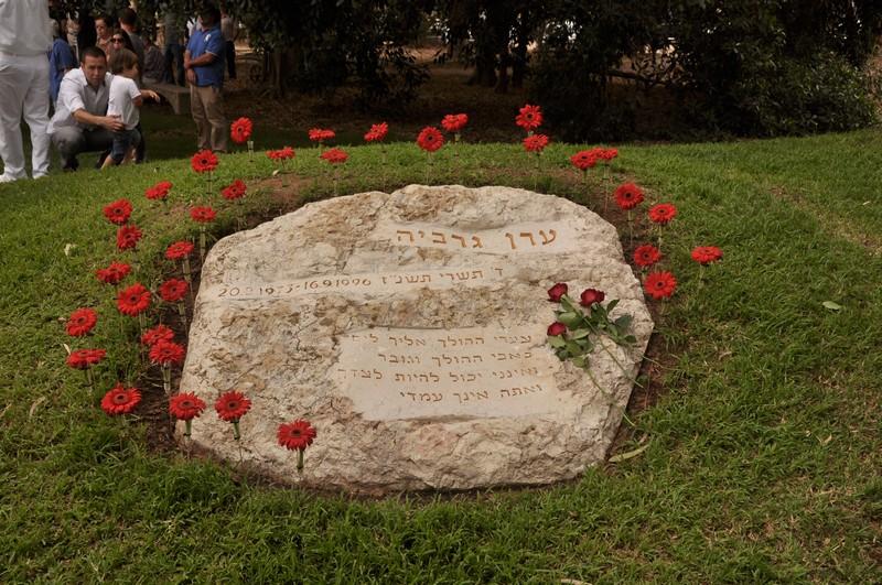 יום הזכרון לחללי כוחות הביטחון ונפגעי פעולות האיבה - 2014