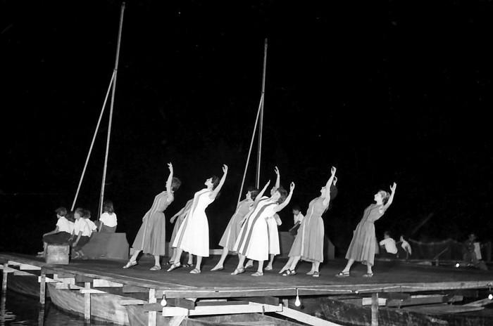 מסיבת מדגה 1959